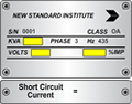 Short Circuit Current Calculator